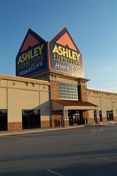 Ashley Furniture Storefront